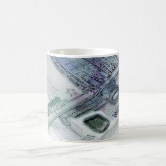500 euros coffee mug