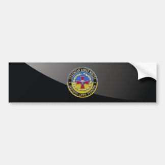[500] Ukrainian Armed Forces [Special Edition] Bumper Sticker