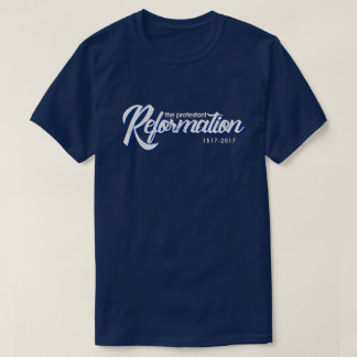 500th Anniversary Reformation Vintage Shirt