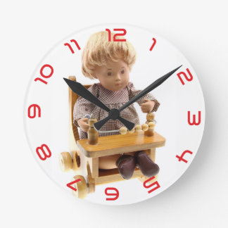 501 Sasha baby honey blond Sandy clock