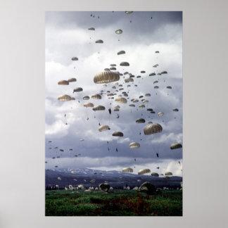 501st Para Infantry Poster