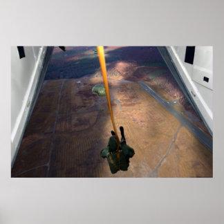 501st Parachute Infantry Regiment Poster