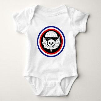 502nd Airborne Infantry Regiment - WWII Baby Bodysuit