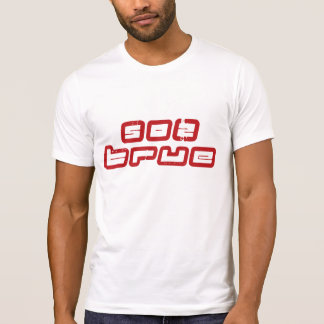 """502TRUE Custom T Signature Series """"Project Z"""" T-Shirt"""
