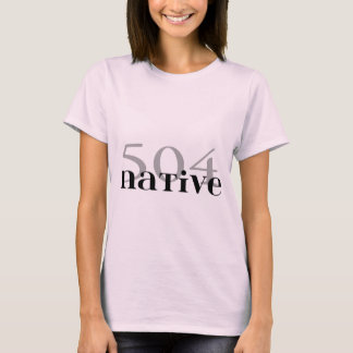 504 Native T-Shirt