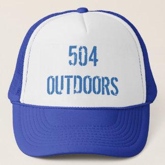 504 Outdoors Trucker Cap