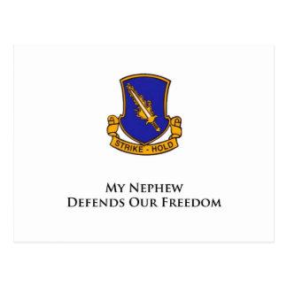 504 Parachute Infantry Regiment Postcard