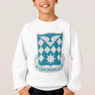 504th Aviation Battalion - By Our Deeds Alone Sweatshirt
