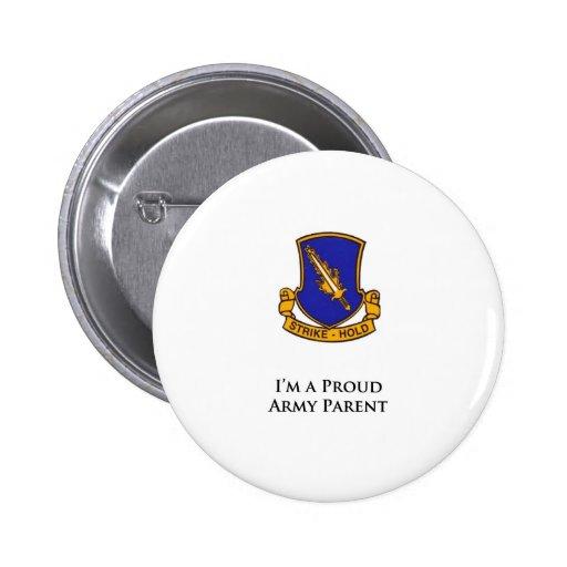 504th PIR- I'm a Proud Army Parent Button