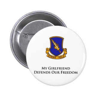 504th PIR- My Girlfriend Defends Our Freedom Pins
