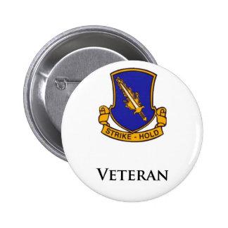 504th PIR- Veteran Pinback Button