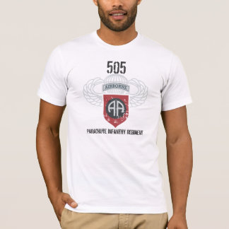 505 Parachute Infantry Regiment 82nd Airborne T-Shirt