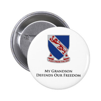 508th Grandson Defends Our Freedom Pinback Buttons