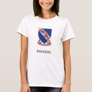 508th PIR- Infidel T-Shirt