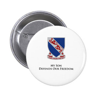 508th PIR- My son Defends Our Freedom Pin
