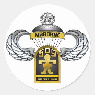 509th ABN  Sticker