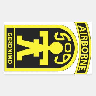 509th Parachute Infantry Regiment (PIR) - GERONIMO Sticker