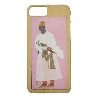 50.14/8 Portrait of Malik Amber, inscribed in Deva iPhone 7 Case