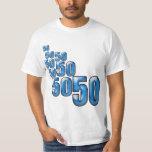 Custom 50th birthday personalized photo 50th birthday for Order custom t shirts canada