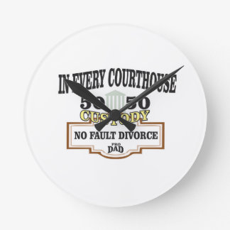 50 50 custody in every courthouse round clock