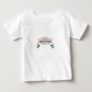 50 50 custody reduce divorce baby T-Shirt