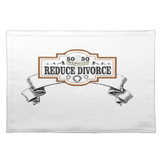 50 50 custody reduce divorce placemat