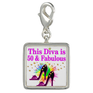 50 AND FABULOUS CHARMS