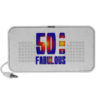 50 And Fabulous iPhone Speaker