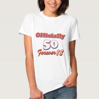 50 années et encore agile t-shirt