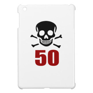 50 Birthday Designs Case For The iPad Mini