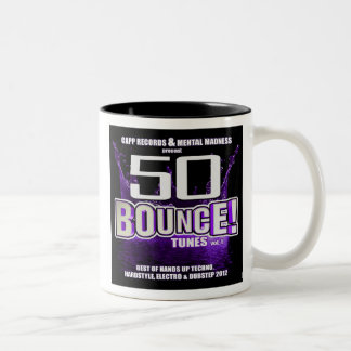 50 Bounce Tunes Mug
