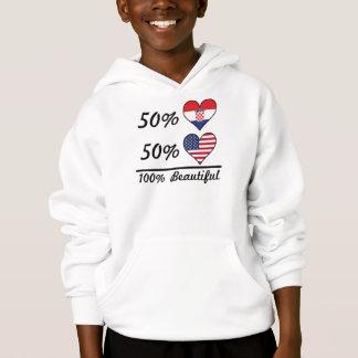 50% Croatian 50% American 100% Beautiful