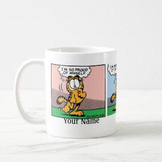 """50 Doughnuts"" Garfield Comic Strip Coffee Mug"