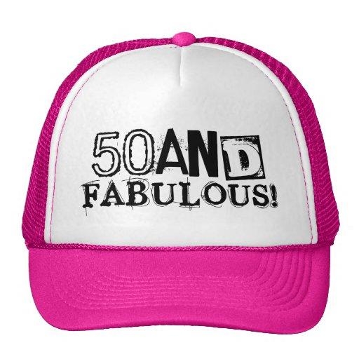 50 et style vintage fabuleux du chapeau | d'annive casquettes