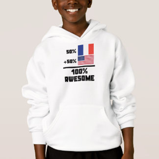 50% French 50% American 100% Awesome