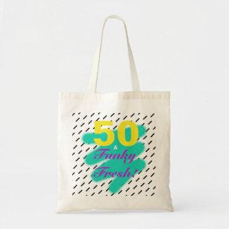 50 & Funky Fresh   Basic Tote