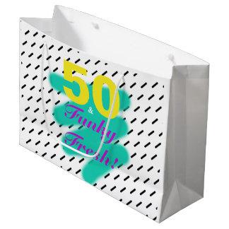 50 & Funky Fresh | Gift Bag