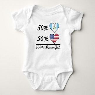 50% Guatemalan 50% American 100% Beautiful Baby Bodysuit