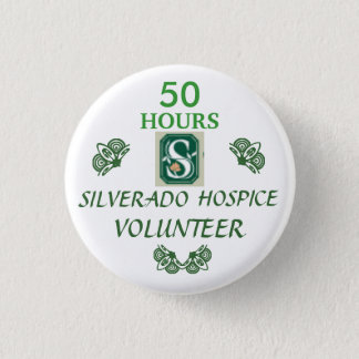 50 Hour Volunteer Pin
