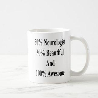 50 Neurologist 50 Beautiful And 100 Awesome Coffee Mug