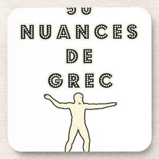50 NUANCES OF GREEK - Word games - François City Coaster