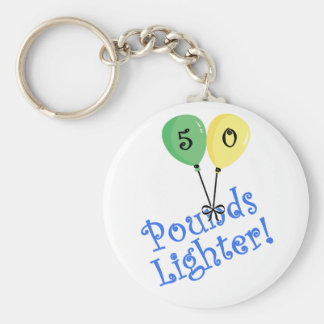 50 Pounds LIghter Keychain