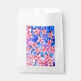 50 Pretty Spring Blossom Gift/Favor Bag