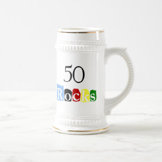 50 Rocks Coffee Mugs