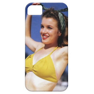 50 s Bikini Babe iPhone 5 Covers