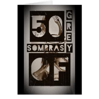 50 shades Congregation Cards