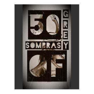50 shades Congregation Postcard