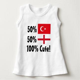 50% Turkish 50% English 100% Cute Dress