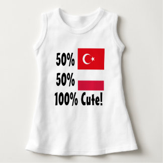 50% Turkish 50% Polish 100% Cute Dress