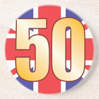 50 UK Gold Coaster